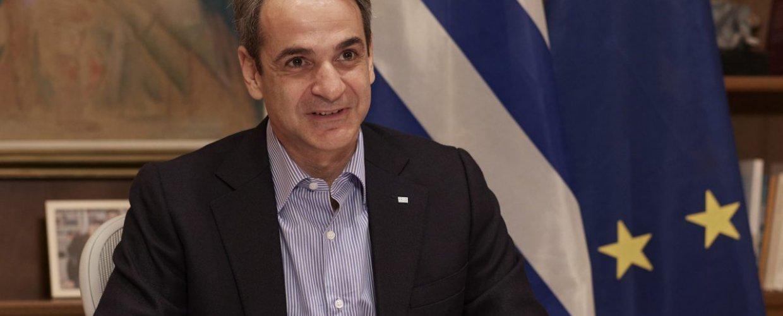 Κυρ. Μητσοτάκης: «Σ' εμάς ανήκει η τελευταία λέξη, προχωρούμε με ενότητα και αλληλεγγύη»