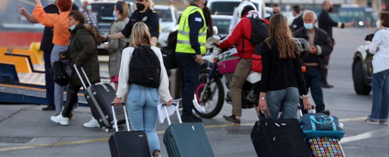 Τι ισχύει στις μετακινήσεις επιβατών από τις 14 Μαΐου
