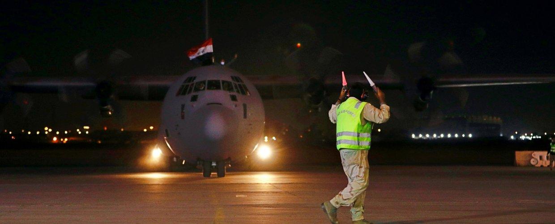 Ιράκ: Επίθεση με ρουκέτες στο Διεθνές Αεροδρόμιο της Βαγδάτης