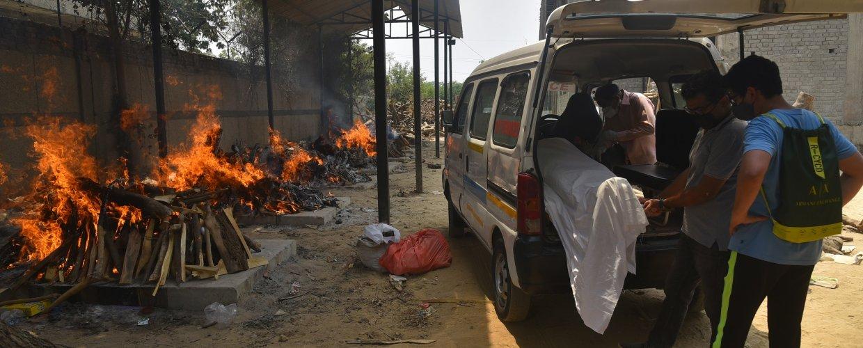 Α. Φάουτσι: Η Ινδία χρειάζεται lockdown πολλών εβδομάδων