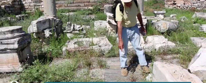 Άγγελος Χανιώτης: Να αναδειχθούν εκεί που βρέθηκαν τα αρχαία της Βενιζέλου