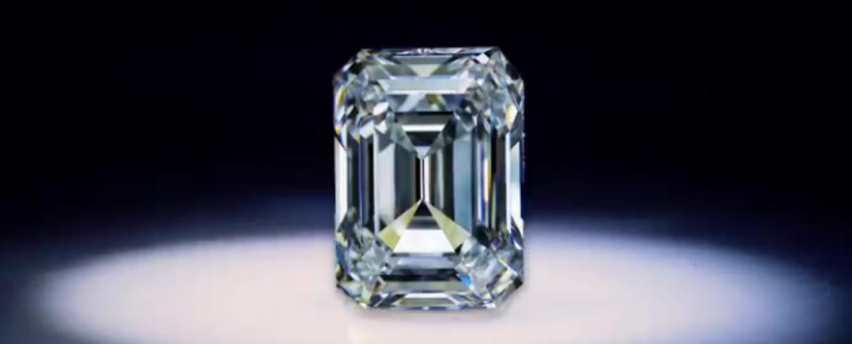 """Διαμάντι 101 καρατιών """"στο σφυρί"""" σε δημοπρασία στη Γενεύη"""