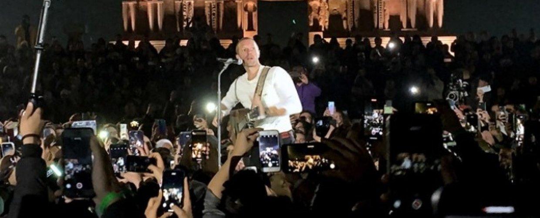 Με νέο single …υψηλής δυναμικής το συγκρότημα Coldplay