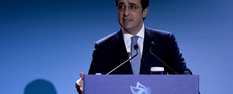 Κύπρος: Η αλλαγή της βάσης λύσης του Κυπριακού δεν είναι προς συζήτηση δηλώνει ο Ν. Χριστοδουλίδης