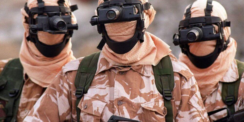 SAS: Γκάφα ολκής – Διέρρευσαν ταυτότητες στελεχών της Special Air Service
