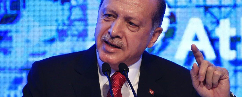 Τουρκία: Δεν θα είμαστε φίλοι προειδοποιεί ο Ερντογάν τις ΗΠΑ