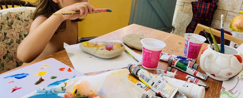 Καλοκαιρινές δραστηριότητες για παιδιά στις διακοπές ή και στο σπίτι