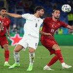 Καταιγιστική η Ιταλία στο 2ο ημίχρονο σάρωσε 3-0 την Τουρκία στην πρεμιέρα