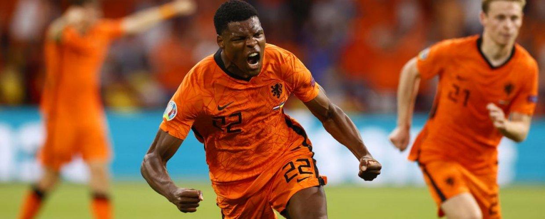 Ο Ντάμφρις «υπέγραψε» τη νίκη της Ολλανδίας (3-2)