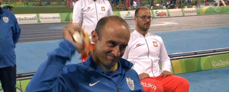 Ευρωπαϊκό Πρωτάθλημα ΑμεΑ: «Ασημένιοι» οι Προδρόμου, Κωνσταντινίδης