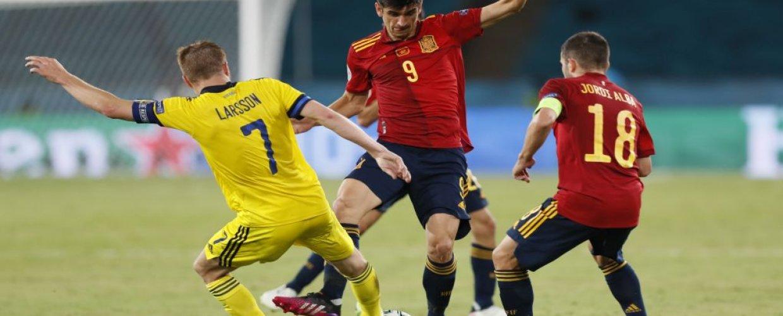 Λευκή ισοπαλία (0-0) για Ισπανία και Σουηδία