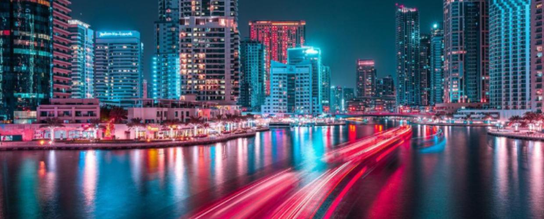 """Glow"": Το Ντουμπάι γίνεται η ""μούσα"" του φωτογράφου Xavier Portela"