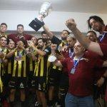 Η ΑΕΚ νίκησε 35-32 τον ΠΑΟΚ στη Θεσσαλονίκη και κατέκτησε τον τίτλο